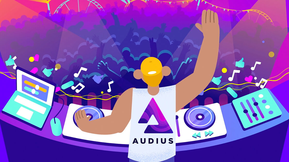 Audius attracts $5 M from musicians