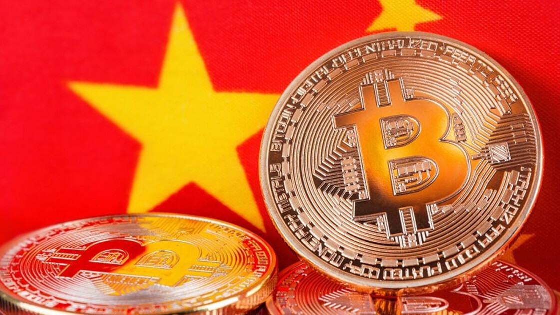 China crypto crackdown