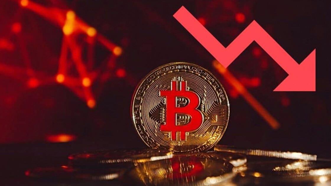 crypto market fall